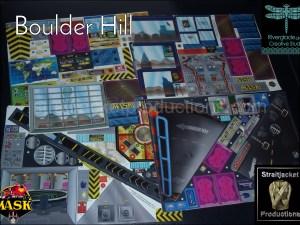 MASK M.A.S.K. Kenner Boulder Hill Ultimate Upgrade Sticker Label Decal Kit
