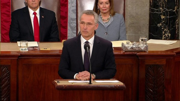 Nato chief Jens Stoltenberg urges unity, warns of Russia ...
