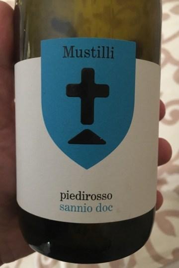 Piedirosso Sannio DOC 2016, Mustilli