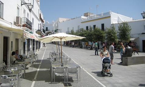 Conil Plaza de España
