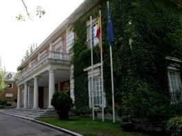 Palacio la Moncloa