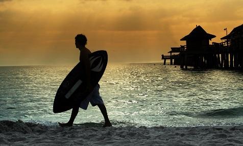 Surfen an der Costa de la Luz