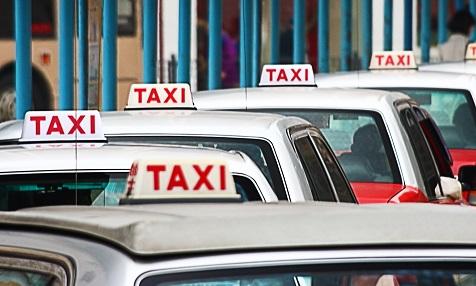 Taxistreik in Jerez