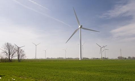 Windenergie Andalusien