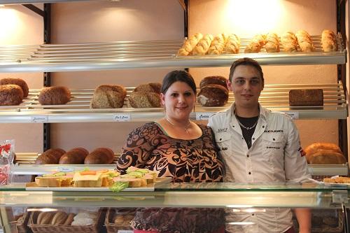 Deutscher Bäcker in Conil