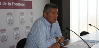 Diego Rodriguez Delegado municipal de deportes Chiclana