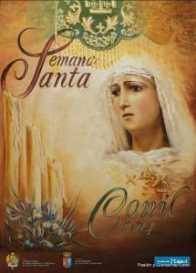 Semana Santa in Conil 2014