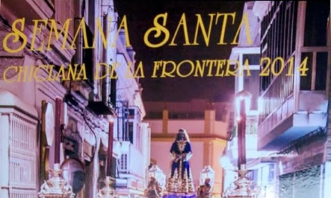 Semana Santa in Chiclana 2014