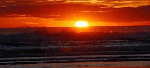 Sonnenuntergang Costa de la Luz