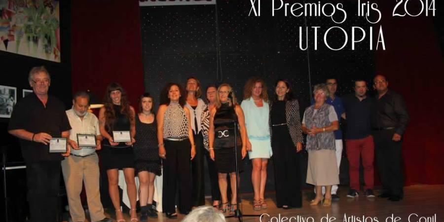 Gruppenfoto IRIS-Preis