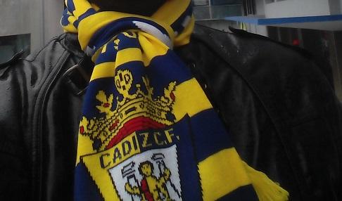 Cadiz-CF-Fanschal