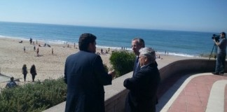 Strand La Barrosa