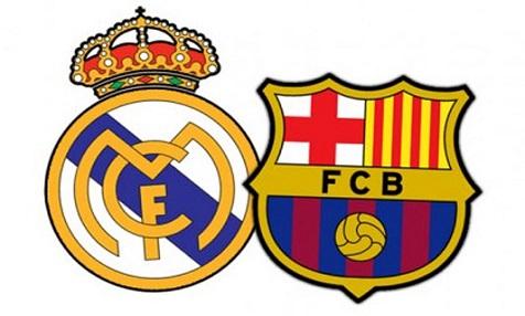 Barcelona gegen Madrid Clásico