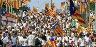 Umfragen in Katalonien 2015