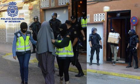IS_Terrorzelle_Spanien_Marokko_dpa