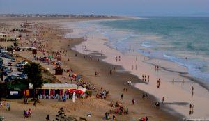 Playa Fontanilla Chiringuitos