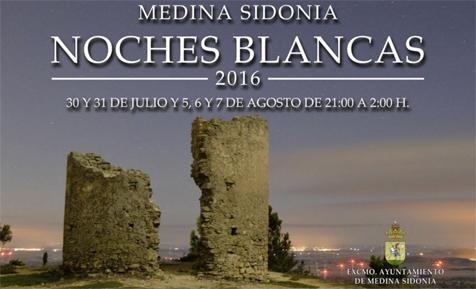 Noche Blanca Medina