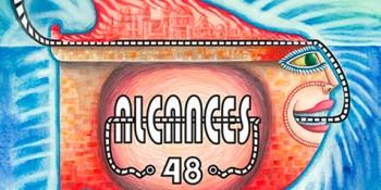 Alcances Plakat