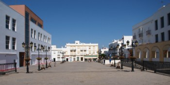 Chiclana Plaza Mayor