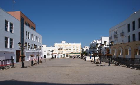 Chiclana Plaza Mayor