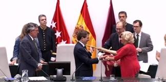 Bürgermeister Madrid