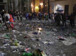 basura carnaval de cadiz