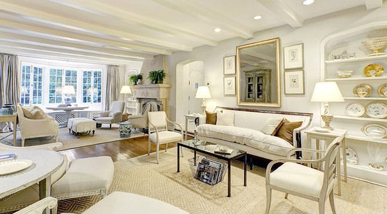 Roomy, elegant living room from lh6.ggpht