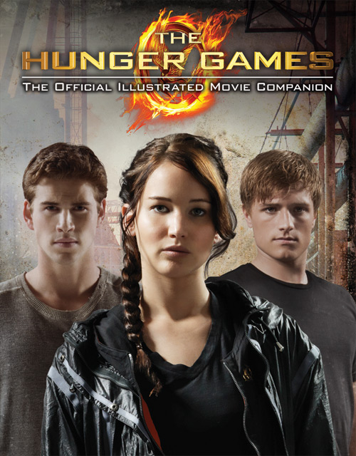 The Hunger Games by Suzanne Collins - the movie