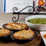 Chicken Pie, French-Style Peas and Carrots