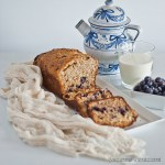 Banana, coconut blueberry Loaf
