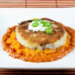 Spicy Potato & Pea Patties