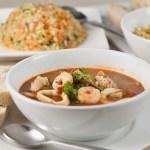 Seafood Bouillabaisse -low Fodmap