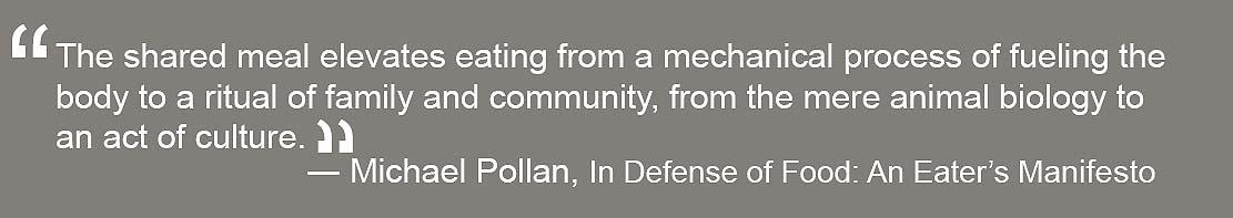 Michael Pollen Quote