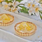 Creamy Lemon tarts - gluten-free and low-fructose