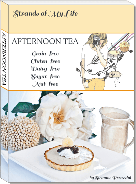 My cookbook is here 60 discount for 2 weeks strands of my life afternoon tea cookbook for food intolerances forumfinder Image collections