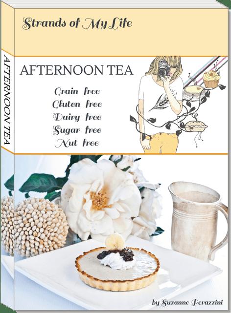 Afternoon Tea - cookbook for food intolerances