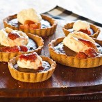 Chocolate Banana Tarts - gluten-free and low FODMAP