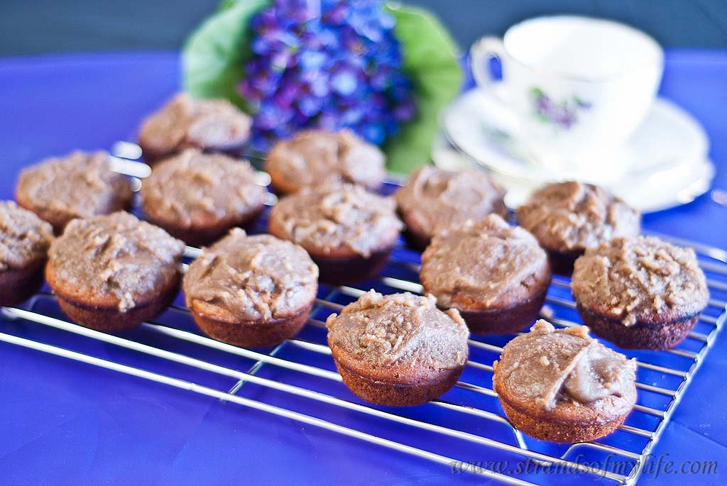 Ginger & Kumara Muffins - gluten-free & low FODMAP
