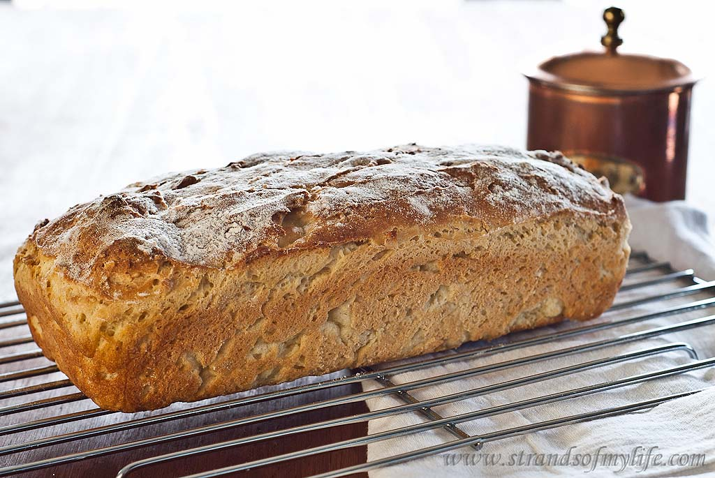 Gluten-free and low FODMAP Bread