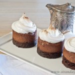 Chocolate Mousse Meringue Cake – gluten-free