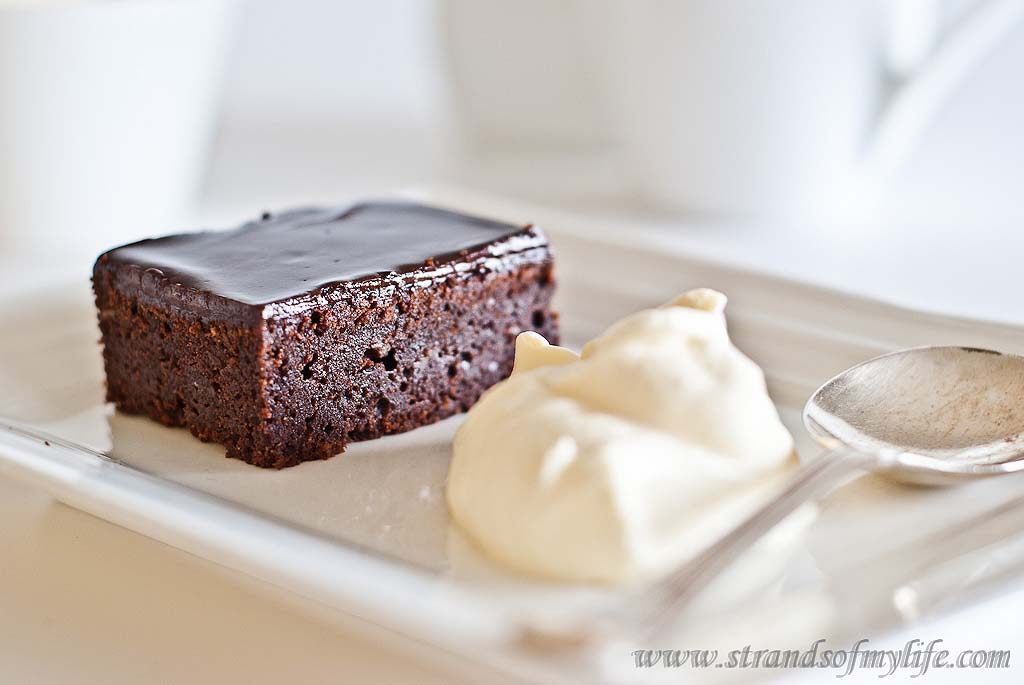 Chocolate Brownies - gluten-free and low FODMAP