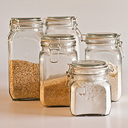 Flours - low FODMAP, gluten-free diet