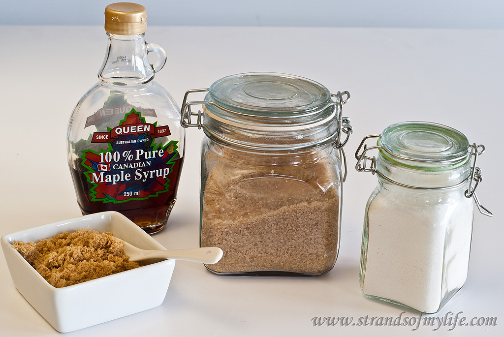 Sugars allowed on the low FODMAP diet