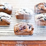 Low FODMAP and Gluten-Free Recipe - Mini Blueberry and Raspberry Loaves