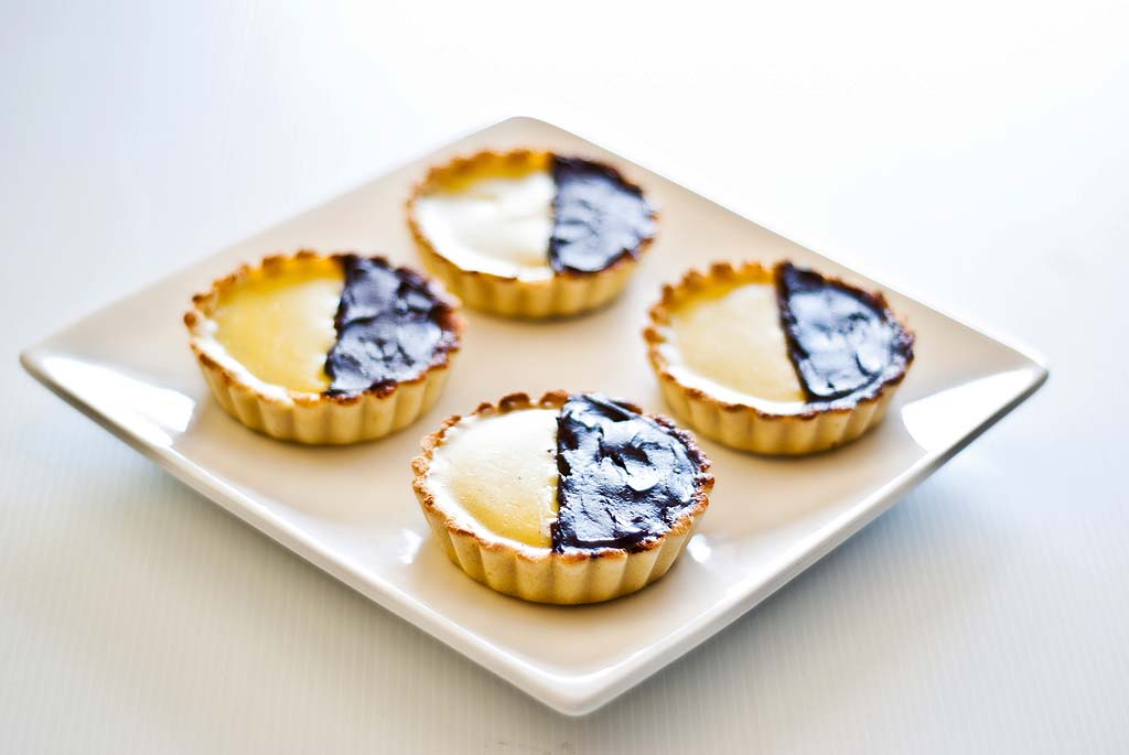 Neenish Tarts -gluten-free recipe and low FODMAP