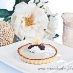 Banana Mousse tarts -gluten-ree recipe and low FODMAP