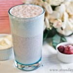 Strawberry Banana Snoothie - low Fodmap
