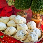 Snowball Cookies - Low Fodmap & gluten-free