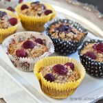 Oatmeal cupcakes - low Fodmap