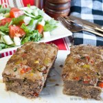 Curry Meatloaf - Low Fodmap & Gluten-Free